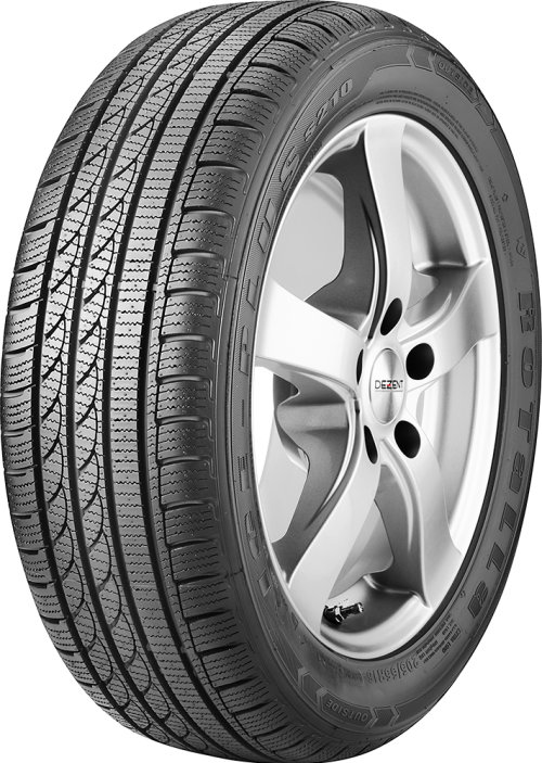 Car tyres for LAND ROVER Rotalla Ice-Plus S210 105V 6958460903529