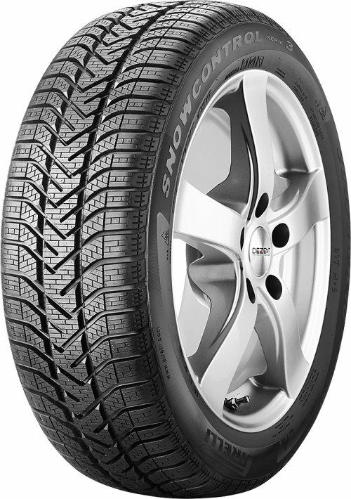 Pneumatiky pro SKODA Pirelli W190 Snowcontrol Ser 91T 8019227212495