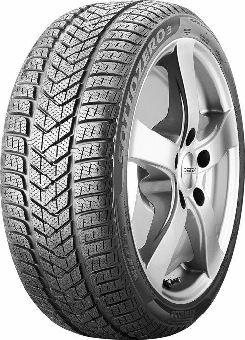 Pneumatiky pro BMW Pirelli WSZer3 XL 93V 8019227235043