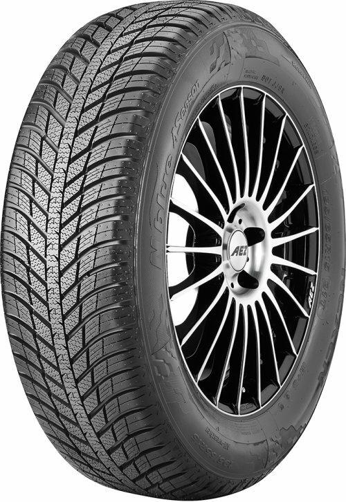 Opel Corsa C Autoreifen Nexen N BLUE 4SEASON M+S 15338NXC