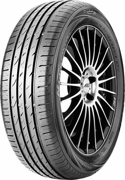 Auto riepas Nexen N'Blue HD Plus 195/65 R15 15754NXK