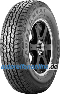 Goodride Radial SL369 A/T 225/70 R16 Varevogns sommerdæk