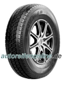 100T 2 x Austone Transporter Sommerreifen 195//65 R16C 104R//102R ASR71