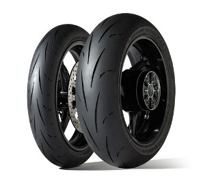Dunlop Sportmax GP Racer D2 160/60 ZR17 628540 Всесезонни гуми за мотор