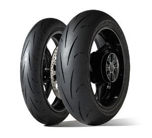 Dunlop Sportmax GP Racer D2 160/60 ZR17 628540 Всесезонни мотоциклетни гуми
