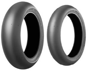 Bridgestone V02 F 120/600 R17 7192 Всесезонни мотоциклетни гуми