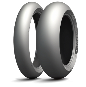 Michelin PO S. EVONHS SLICK D 120/70 R17 79725 Всесезонни мотоциклетни гуми