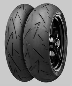 Continental 02440130000 Neumáticos para motos 190 50 R17