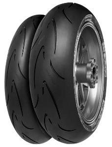 Continental 02441140000 Neumáticos para motos 150 60 R17