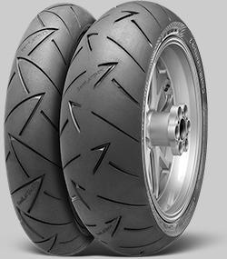 Continental 02443000000 Neumáticos para motos 130 80 R17