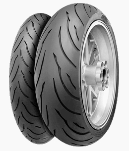 Continental 02444230000 Neumáticos para motos 150 60 R17