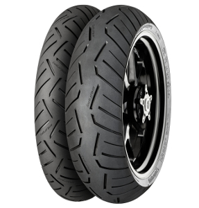 Continental ROAD ATTACK 3 160/60 R17 All season motorcycle tyres