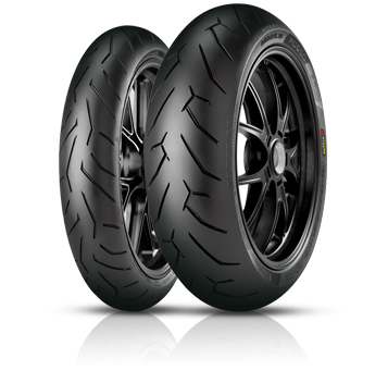 Pirelli 2409500 Neumáticos para motos 150 60 R17
