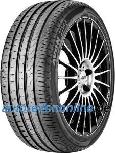 ZV7 225/40 R18 car tyres from Avon
