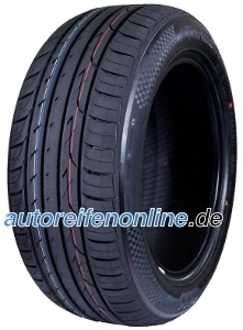 P606 205/40 R17 passenger car tyres from THREE-A
