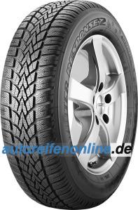 Winter Response 2 165/70 R14 de Dunlop coche de turismo neumáticos