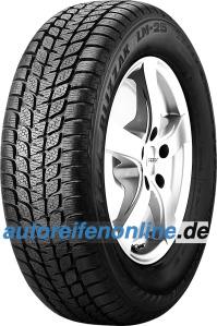 Blizzak LM-25 205/55 R17 pneus auto de Bridgestone