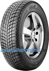 Blizzak LM 001 155/65 R14 fra Bridgestone personbil dæk