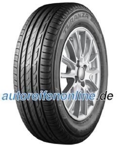 Turanza T001 Evo 195/65 R15 från Bridgestone personbil däck