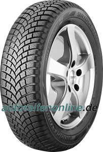 Blizzak LM 001 Evo 195/65 R15 fra Bridgestone personbil dæk