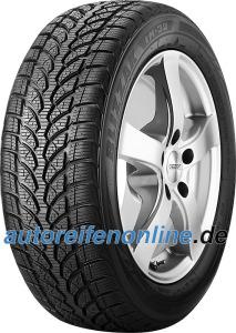 Blizzak LM-32 195/65 R15 fra Bridgestone personbil dæk