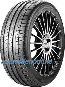 Pilot Sport 3 195/50 R15 de Michelin coche de turismo neumáticos
