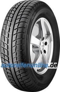 Alpin A3 165/65 R14 merkiltä Michelin henkilöauto renkaat