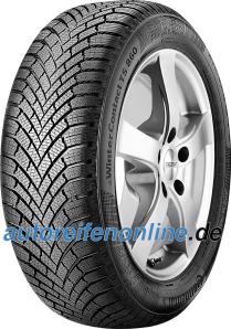 WinterContact TS 860 155/80 R13 de Continental coche de turismo neumáticos