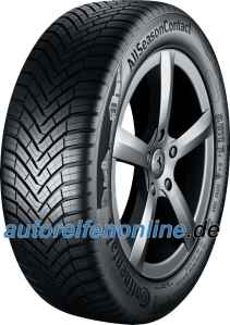 AllSeasonContact 195/55 R20 pneus auto de Continental