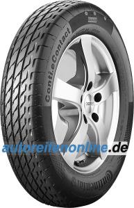 Conti.eContact 125/80 R13 de Continental coche de turismo neumáticos