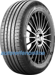ContiPremiumContact 5 195/65 R15 de Continental coche de turismo neumáticos