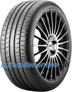 SportContact 5P 325/40 R21 pneus auto de Continental