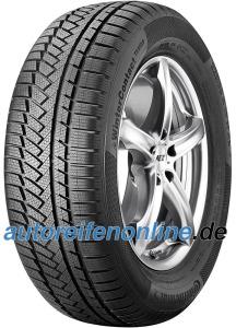 WinterContact TS 850P 195/55 R20 pneus auto de Continental