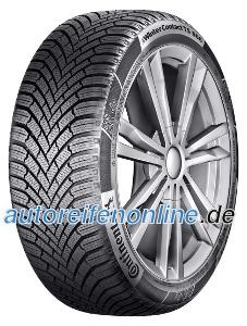 WinterContact TS 860 165/65 R15 von Continental PKW Reifen