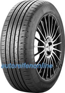 ContiEcoContact 5 195/65 R15 de Continental coche de turismo neumáticos