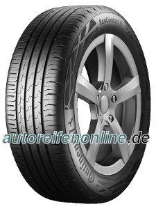 EcoContact 6 195/65 R15 de Continental coche de turismo neumáticos