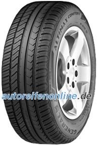 Altimax Comfort 185/65 R15 osobní pneumatiky od General