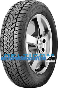 WT 80 155/80 R13 winter tyres from Winter Tact