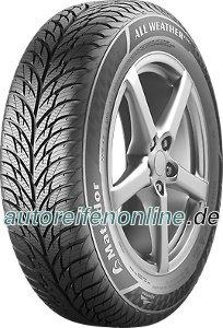 MP62 All Weather Evo 155/80 R13 celoročné pneumatiky Matador