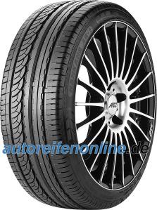 AS-1 195/55 R15 car tyres from Nankang