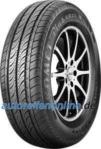 Pneus para carros Kenda KR23 165/80 R13 K244B018