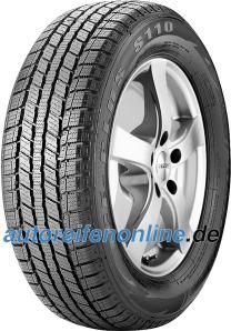 Tristar Ice-Plus S110 165/70 R13 TU105 Winter tyres