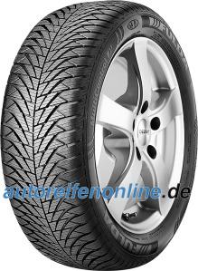 MultiControl 185/60 R14 pneus toute saison de Fulda