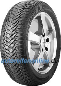 UltraGrip 8 185/65 R14 pneus auto de Goodyear