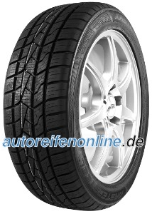 All Weather 195/55 R15 gomme auto di Mastersteel