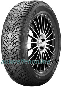 SW602 All Seasons 175/65 R14 bildæk fra Goodride
