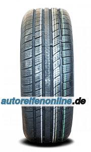 TQ025 165/60 R14 pneumatici quattro stagioni di Torque