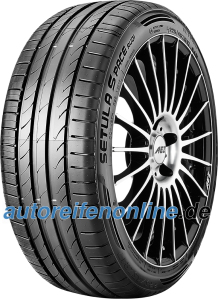 Setula S-Pace RUO1 215/45 R17 passenger car tyres from Rotalla