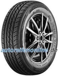 Toledo 6002201 Car tyres 185 60 R15