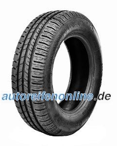 Ecosaver 225/45 R17 osobní pneumatiky od Insa Turbo
